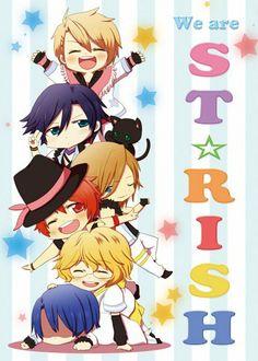 STARISH - 1000% Love