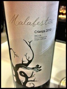 El Alma del Vino.: Bodegas La Rodetta Malabestia Crianza 2010.