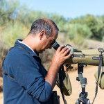 Vogelbeobachtung = birdwatching  Photo de Philipp Schwarz
