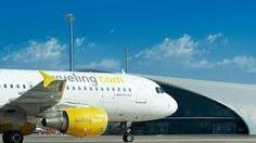 Ahora vas y lo caskas: Un avión de Vueling promocionará el Año Jubilar Le...
