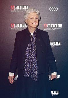 Angela Lansbury // Dublin Film Festival 21.02.16