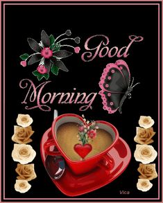 Good Morning Gift, Cute Good Morning Quotes, Good Morning My Love, Good Morning Inspirational Quotes, Good Morning Coffee, Good Morning World, Good Morning Friends, Good Morning Messages, Morning Wish