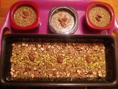 Gâteau au Sorgho (khobzet dro3)
