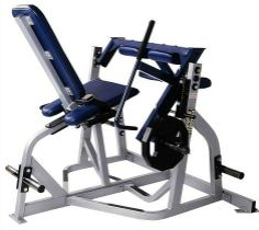 Hammer Strength Seated Leg Curl re manufactured with Warranty | eBay