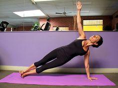 Jennifer Aniston's Arms Workout