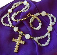 golden_tone_cross_genuine_crystal_gemstones_carved_jade_roses_necklace_6fd89774