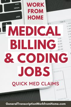 Medical Billing and Coding from Home with Quick Med Claims, Qualified billers can get ambulance billing jobs from home and work remotely from home Medical Coder, Medical Billing And Coding, Medical Careers, Transcription Jobs From Home, Coding Jobs, Best Online Jobs, Work From Home Jobs, Ambulance, Making Ideas