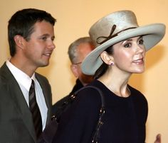 Princess Mary of Denmark (January 2005 - February 2010) - Page 43 - the Fashion Spot