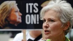 Green Party Presidential Candidate Jill Stein    Foto: Reuters