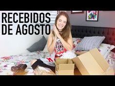 Recebidos do mês: Agosto 2016   Luiza Rossi