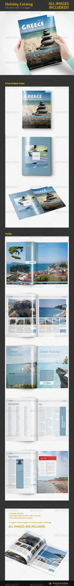 Travel Holiday Catalog  PSD Template • Download ➝ https://graphicriver.net/item/travel-holiday-catalog/4271735?ref=pxcr
