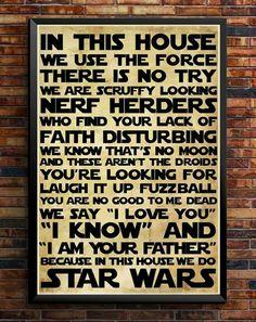 Waaaaaaaant this cause I DO STAR WARS