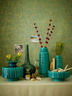 PRODUCT: Calling all fans of mid-century modern inspired ceramics. Poole Pottery has created its latest collection 'Abode' designed exclusively for John Lewis, comprising three archive designs Sprig, Dimple and Groove, which were influenced by...