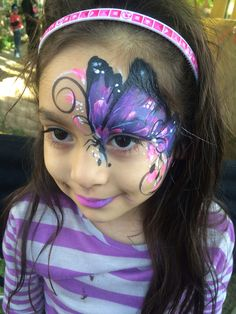 "Facepainting ""Butterfly"""