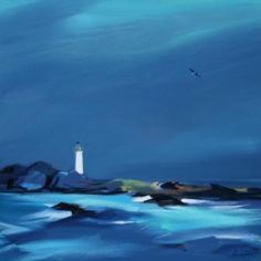 Homing In by Scottish Contemporary Artist Pam CARTER
