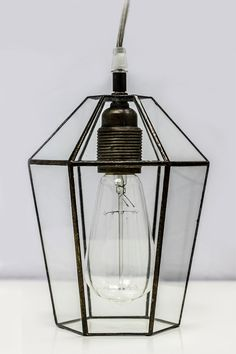 Terrarium Lamp Clear Gl Simple By Wpwork