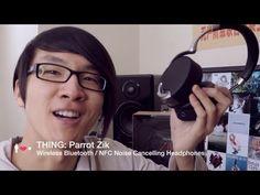 Parrot Zik Wireless Noise Cancelling Bluetooth Headphones Review