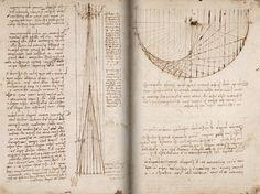Pintor, escultor, arquiteto, matemático, engenheiro, botânico, historiador, músico.. parece que a lista de aptidões deLeonardo da Vincié realmente...