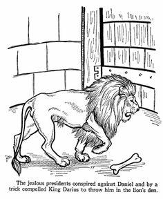daniel lions den msss bible lesson links to story ideas