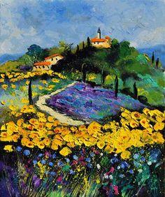 Ledent - Provence 561140 - overstockArt.com