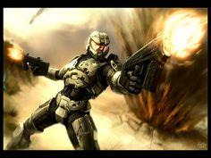 masterchief vs nomad ( crysis ) - Battles - Comic Vine