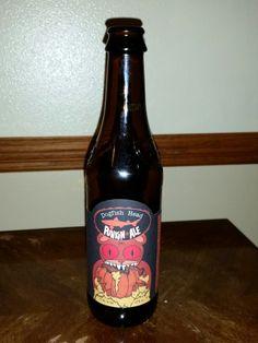 Dogfish Head Pumpkin Ale