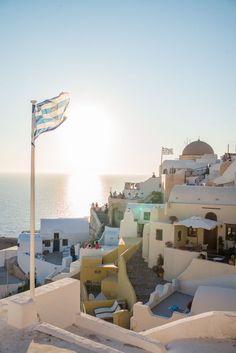#Oia #Sunset #paradise #beach  #seaside #sea #Greece #travel #путешествие #Греция #красота #beautifulplaces #море #Средиземноморье