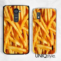 French Fries phone case back cover for LG G2 nexus 4 by Uniqstyle, $9.99