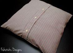 Handmade Christmas – Quick Pillow Cover Tutorial | Fishsticks Designs Blog