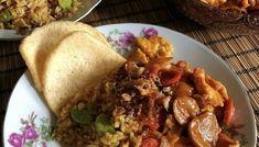 Nasi Gila – Cooking with Sheila Nasi Goreng, Main Menu, Beef, Chicken, Cooking, Food, Meat, Kitchen, Essen