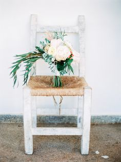 Photography: Ana Lui Photography - http://www.stylemepretty.com/portfolio/ana-lui-photography   Read More on SMP: http://www.stylemepretty.com/destination-weddings/2015/08/04/ibiza-inspiration-shoot-with-a-touch-of-boho/