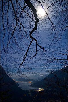 Midnight Sun - , Gorenjska, Slovenia Copyright: Ales Arnsek