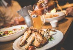 [Fotoalbum] Bierfabriek Amsterdam | Entree Magazine Amsterdam, Chicken, Meat, Photos, Photograph Album, Beer, Cubs, Kai