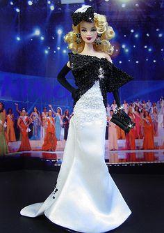 Miss Maine Barbie Doll 2009