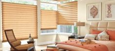 We have window solutions for your whole home. Read more on our blog to see which blinds are best for different areas of your home!