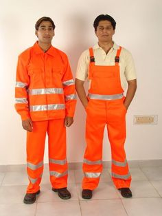 Hi-Visibility Work Wear