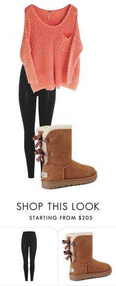 """December 21"" by megaspirit on Polyvore featuring adidas Originals and UGG"