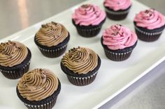Chocolate Beet Cupcakes: These vegan cupcakes, from culinary school Natural Epicurean, take the g out of guilt. 2 medium beets 1⁄4 cup water 1 1⁄2 cups whole wheat pastry flour 1⁄2 cup cocoa powder 2 teaspoons baking soda 1⁄4 teaspoon salt 3⁄4 cup evaporated cane sugar 1⁄2 cup almond milk 1⁄4 cup safflower oil 2 teaspoons apple cider vinegar 1 teaspoon vanilla extract