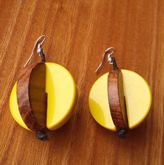 Marimekko, Drop Earrings, Jewelry, Jewlery, Jewerly, Schmuck, Drop Earring, Jewels, Jewelery