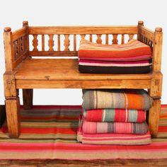 Image of Bolivian Wool Frazadas