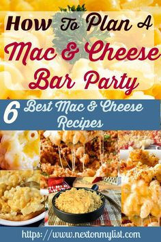 There is nothing like homemade Mac & Cheese. Don't deny yourself creamy Macaroni & Cheese during any season! Have a party and make a couple new recipes. Grab a completed grocery list to save time. Delicious Macaroni And Cheese Recipe, Best Mac N Cheese Recipe, Macaroni Cheese Recipes, Best Mac And Cheese, Mac And Cheese Homemade, Delicious Food, Cheese Party Trays, Cheese Bar, Party Food Platters