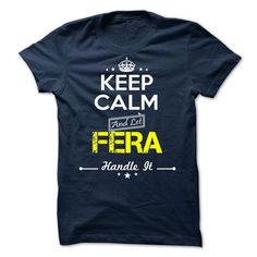 awesome Its an FERA thing shirt, you wouldn't understand