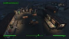 Sunnyvale Trailer Park [X-post /r/trailerparkboys] #Fallout4 #gaming #Fallout #Bethesda #games #PS4share #PS4 #FO4