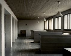 Office and private house (1962-67) of Dutch architect Jan de Jong, 2012