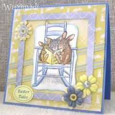 """""""Some more Easter Tales"""" by Michaela Hegenbart on House-Mouse Designs®"""