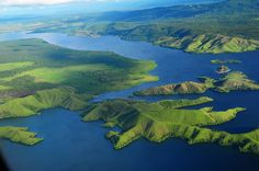 Lake Sentani, Papua - Indonesia