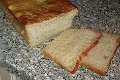 Sandwichbrot mit Hermann von Seelenschein   Chefkoch Cornbread, Banana Bread, Muffins, Cupcakes, Ethnic Recipes, Desserts, Cooking, Oven, Brot