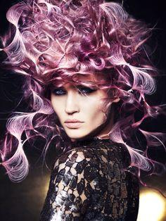 Rainbow Coloured Hair | Shadowflower