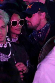 Pin for Later: Rihanna und Leonardo DiCaprio feiern gemeinsam bei Coachella und heizen die Gerüchteküche an