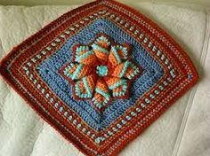 Resultado de imagen de crochet granny square